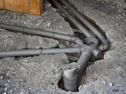 Монтаж канализации в Одинцово