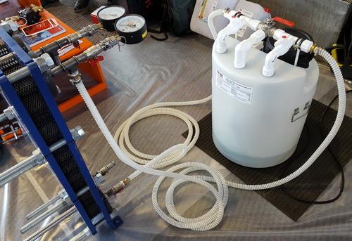 Химическая промывка системы отопления в Одинцово
