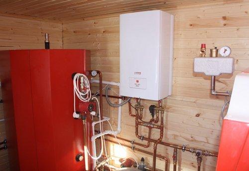 Монтаж электрического отопления в частном доме в Одинцово