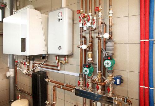 Монтаж газового отопления в частном доме в Одинцово