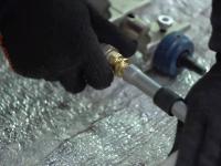 Монтаж напольного конвектора отопления