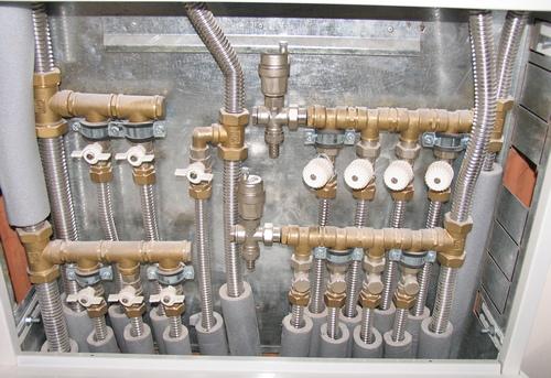 Монтаж нержавеющих труб водоснабжения в Одинцово