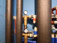 Монтаж систем водоснабжения в коттедже