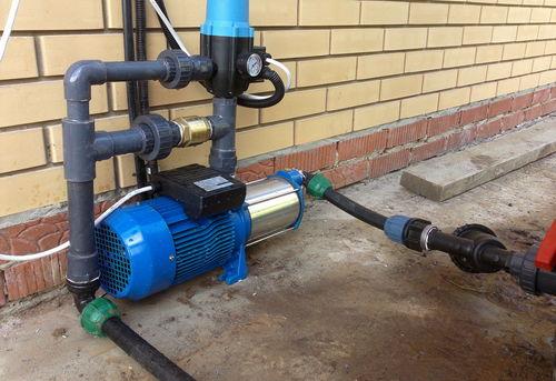 Монтаж водоснабжения на даче в Одинцово