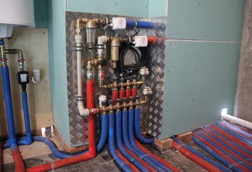 Монтаж водоснабжения в квартире в Одинцово