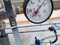 Опрессовка радиаторов отопления