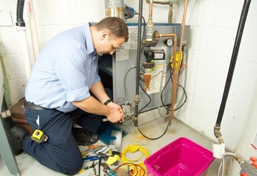 Опрессовка отопления в частном доме в Одинцово