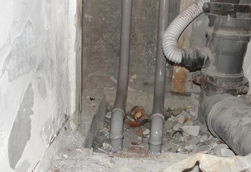 Перенос стояка водоснабжения в Одинцово