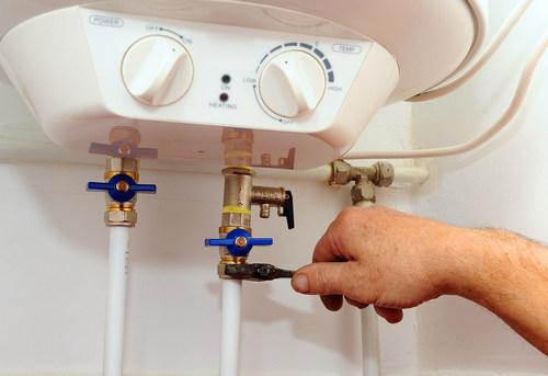 Подключение накопительного водонагревателя в Одинцово