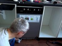 Подключение посудомоечной машины Electrolux