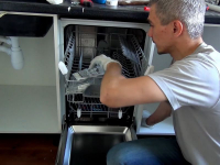 Подключение посудомоечной машины Hotpoint