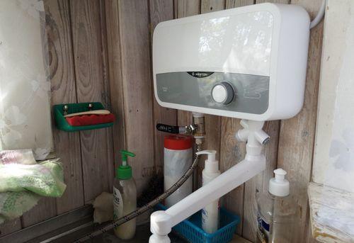 Подключение проточного водонагревателя в Одинцово