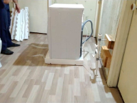Подключение стиральной машины Indesit