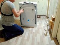 Подключение стиральной машины LG