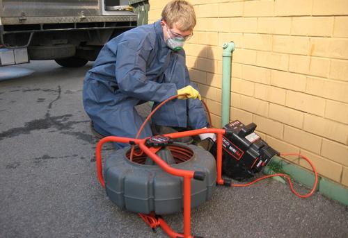 Прочистка канализации в частном доме в Одинцово
