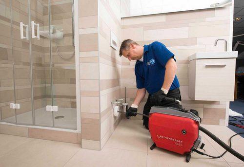 Прочистка канализации в квартире в Одинцово
