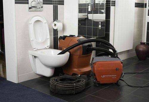 Прочистка канализации в ванной в Одинцово