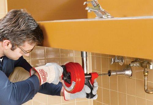 Прочистка труб канализации в частном доме в Одинцово