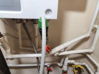 Промывка контура отопления