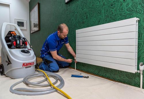 Промывка радиаторов отопления в Одинцово