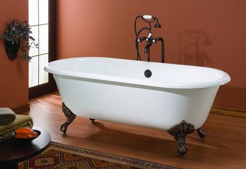 Установка чугунной ванны в Одинцово
