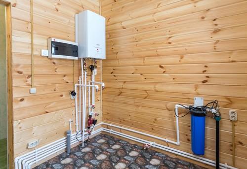 Установка электрического котла в Одинцово