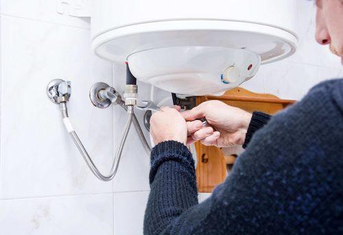 Установка электрического водонагревателя в Одинцово
