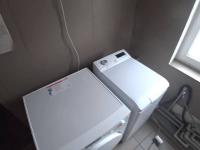 Установка сушильной машины на кухне