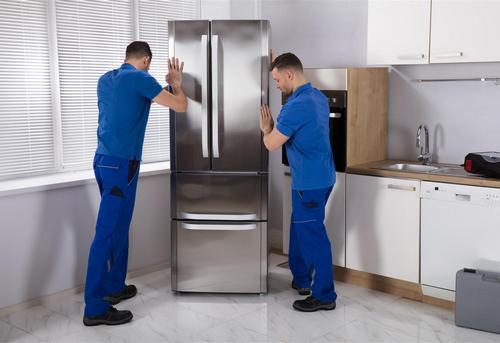 Установка отдельно стоящего холодильника в Одинцово