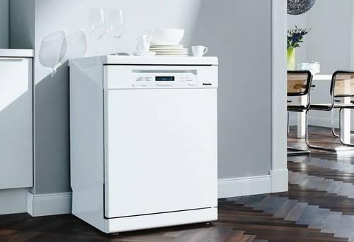 Установка отдельно стоящей посудомоечной машины в Одинцово