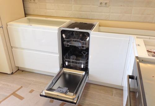 Установка посудомоечной машины в гарнитур в Одинцово