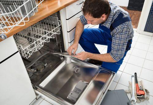 Установка встраиваемой посудомоечной машины в Одинцово