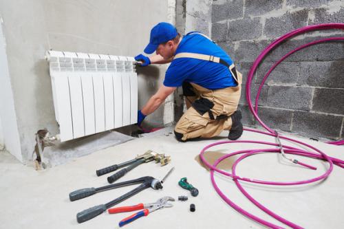 Установка батарей отопления в Одинцово