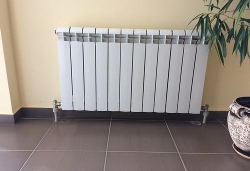 Замена алюминиевого радиатора отопления в Одинцово