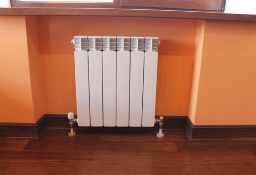 Замена батарей отопления в частном доме в Одинцово