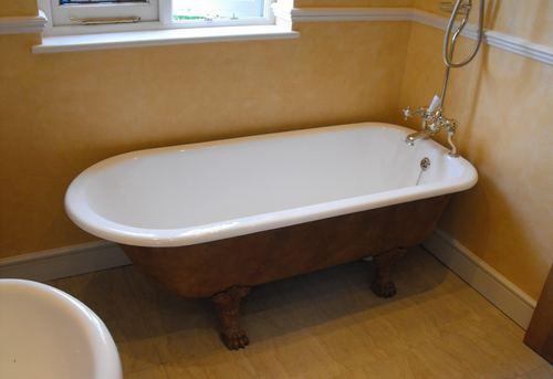 Замена чугунной ванны в Одинцово