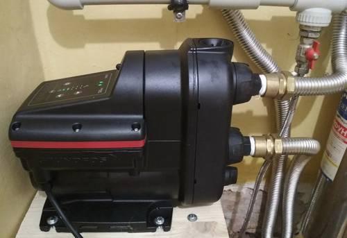 Замена насоса для повышения давления воды в Одинцово