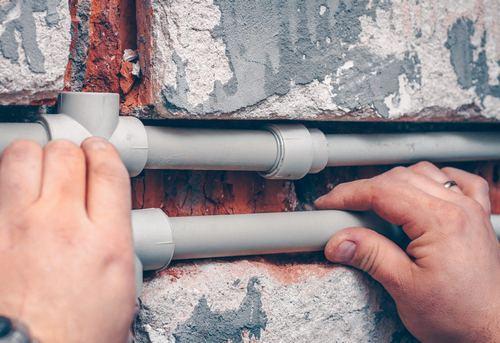 Замена отопительных труб из полипропилена в Одинцово