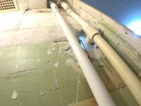 Замена электрического полотенцесушителя