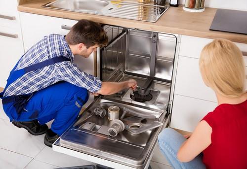 Замена посудомоечной машины в Одинцово