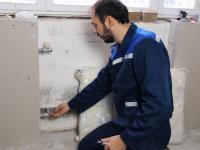 Замена радиатора отопления под ключ
