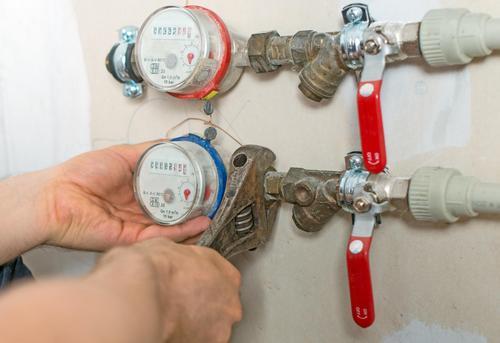 Замена счетчиков воды в Одинцово
