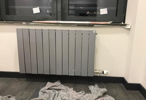 Замена стального радиатора отопления в Одинцово