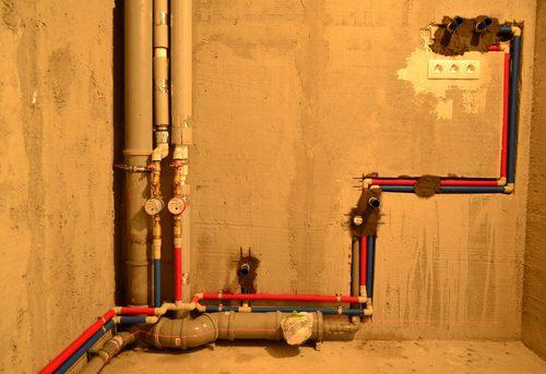 Замена труб горячего водоснабжения в Одинцово