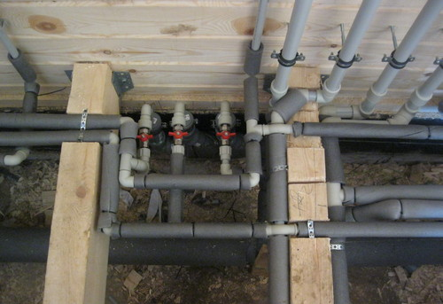 Замена труб холодного водоснабжения в Одинцово