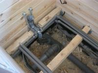 Замена металлопластиковых труб водоснабжения