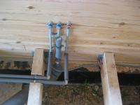 Замена труб холодного водоснабжения