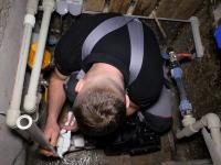 Замена погружного насоса водоснабжения